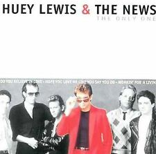 Huey Lewis And The News - The Only One (CD, 1997, Disky, Netherlands)