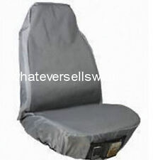 UNIVERSAL HEAVY DUTY WATERPROOF FRONT MOTORHOME SEAT COVER protector motor home