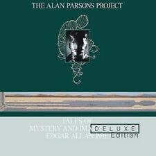 The Alan Parsons Project-Valle of Mystery and Imagination (Deluxe Ed.); 2 CD NUOVO