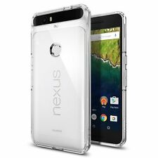 Spigen Nexus 6P Case Ultra Hybrid Crystal Clear
