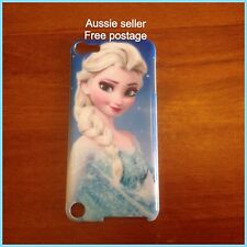 Frozen iPod touch 5th generation Elsa case - cover **FREE SHIPPING**