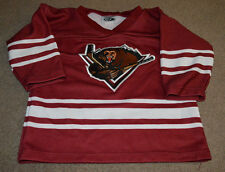 Utah Grizzlies Denver Toddler Hockey Jersey AHL ECHL Sz 2/3 Youth