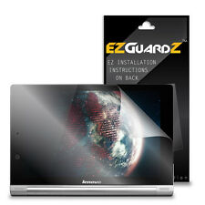 2X EZguardz LCD Screen Protector Skin Cover HD 2X For Lenovo Yoga 10 HD+ Tablet