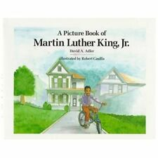 A Picture Book of Martin Luther King, Jr by David A. Adler (1989, Picture Book,