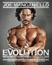 EVOLUTION (9781476716701) - RON MATHEWS, ET AL. JOE MANGANIELLO (HARDCOVER) NEW