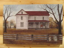 """**Primitive Country 12X18 Canvas Print - Billy Jacobs-""""The Family Farm""""!*"""
