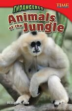 Endangered Animals of the Jungle (Time for Kids Nonfiction Readers)