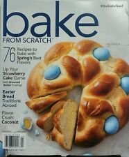 Bake From Scratch March April 2017 Recipes to Bake With Bread FREE SHIPPING sb