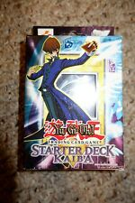 Yu Gi Oh Starter Deck Kaiba NEW Factory Sealed US Version MINT