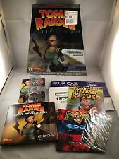 Tomb Raider Last Revelation Millennium Edition PC 1999 CIB Complete Collector's