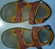 Jack Wolfskin Outdoor Trecking Sandalen Gr. 34 orange