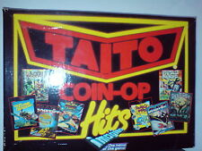 TAITO COIN-OP HITS - 8 ARCADE Smash Hits-ZX Spectrum