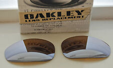NIB 100% Authentic Oakley Polarized Juliet Titanium Iridium Replacement Lens