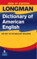 Longman Dictionary of American English, 4th Edition (hardcover without CD-ROM) (