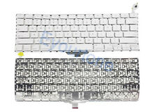 "NEW replacement FOR Apple MacBook 13.3"" A1181 US Keyboard WHITE"