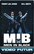 VIDEO FUTUR CARTE COLLECTOR NUMERO  1 MEN IN BLACK PROMO 1 €