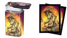Ultra Pro Darkside Of Oz Wicked Witch Deck Vault & Sleeves 100ct.