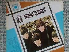 Vinyl--Beatles--beatles greatest---Rare-- Top