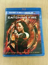 The Hunger Games:Catching Fire (Blu-Ray,DVD,Digital HD UV)
