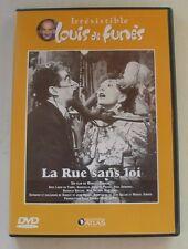 DVD LA RUE SANS LOI - Louis DE FUNES / GABRIELLO / Annette POIVRE
