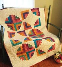 Hopscotch Quilt Pattern from Cut Loose Press, Designed by Jean Ann Wright