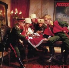 Russian Roulette [Accept] [743219321220] New CD