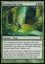 MTG SUMMONING TRAP EXC/ROVINATA - TRAPPOLA EVOCATRICE - ZEN - MAGIC