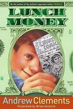 Lunch Money by Andrew Clements (2007, Paperback)