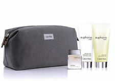 Calvin Klein Euphoria For Men Gift Set - Eau de Toilette, After Shave, Body Wash