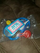 VINTAGE LITTLE STEPS play doctor house calls made TOY BY STEVEN MFG. COMPANY