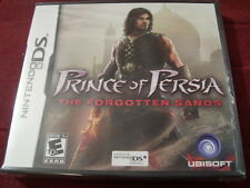 PRINCE OF PERSIA THE FORGOTTEN SANDS DS FACTORY SEALED!!!  FAST SHIP!!!