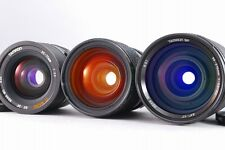 TAMRON Adaptall Triple lens 35-210mm 35-80mm 35-70mm Nikon F Canon FD from Japan