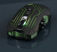 Sword Master 3200DPI Optical 2.4G Wireless Gaming Mouse For DotA FPS Laptop PC