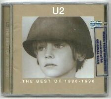 U2 BEST OF 1980-1990 SEALED CD NEW GREATEST HITS
