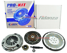 EXEDY CLUTCH KIT+FIDANZA FLYWHEEL HONDA CIVIC DEL SOL 1.5L 1.6L SOHC D15 D16