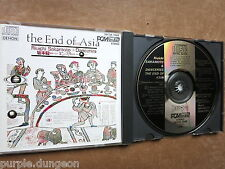 Riuichi Sakamoto & Danceries ‎– The End Of Asia Better Days ‎ Japan-CD38C38-7045