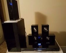 Samsung 3D Blu-ray DVD Player 5.1 Channel 1000W Home Theater System HT-D6500W