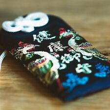 OMAMORI CHARM for Health, japanese Talisman from Temple in Japan * toda-hea-3