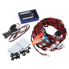New 12 LED Flashing Light Kit for RC Cars Airplanes Boats Any Scale US SHIPPED