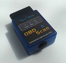 Fits Infiniti OBD2 OBDII  Wireless Bluetooth Scanner Diagnostic Code Reader Tool