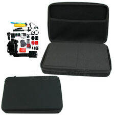 Large Shockproof Storage Carry Bag Case For Go Pro Hero HD 3+ 2 1 Accessories