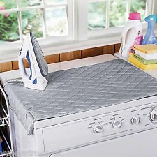 56110 Table Top Folding Portable Caravan Travel Ironing Blanket Board Cover Mat