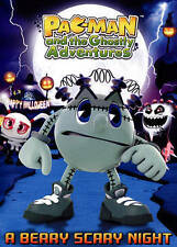 Pac-Man and the Ghostly Adventures: A Berry Scary Night (DVD, 2014) BRAND NEW