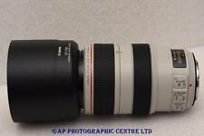 Canon EF 70-300mm F4-5.6 EF IS L USM Lens GREAT CONDITION