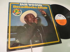 Jah Woosh - Dreadlocks Affair German Trojan 1976  Vinyl:excellent / Cover: mint-