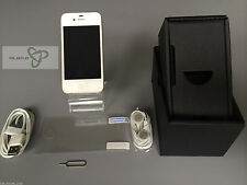 Apple iPhone 4s - 16 GB - Blanco (Libre) Grado B - BUENA CONDICIÓN