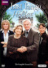 Last Tango in Halifax: Season Two (DVD, 2014, 2-Disc Set) New                  X