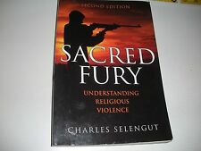 """""""Sacred Fury"""" Religious wars violence terrorism Watchtower research IBSA"""