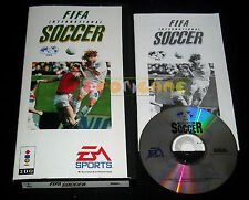 FIFA INTERNATIONAL SOCCER 3DO Versione Americana ○○○○ COMPLETO