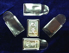 50 1 oz Silver Bar NEW Premium Vinyl Flips Sleeves Holders. FREE U.S. shipping!!